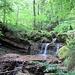 ... und kleine Wasserfälle 1 ...