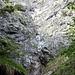 felsiges Gelände auf dem Koanzenwandsteig