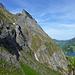Steckenberg: Blick vom Mesmer auf die Westseite