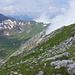 Abstieg von der Kaiseregg