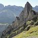 Steckenberg: Die imposante Nordkante