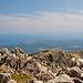 Schöne Felsformationen auf der Punta di a Vacca Morta
