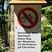 Neue Nahrung für die Hike&Bike-Fans nach der jüngsten Forumsdiskussion.