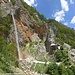 Wasserfall und Adlerhorst