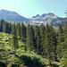 Raus aus dem Wald und prachtvolle Ausblicke. Druesberg und Forstberg geben sich die Ehre.