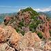 Rückblick zur Punta Castellacciu