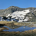 auf 2220 m gab es noch einige wirklich schöne Pfützen