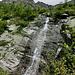 noch gibt es überall Wasserfälle
