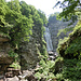 tolle Wasserfälle am Wegesrand