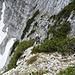 Kletterstellen und Gehgelände wechseln sich ab