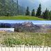 Panoramatafel in der Bergstation