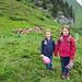 Kühe gehören immer noch zu den Highlights bei meinen Töchtern