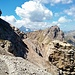 Abstiegsgelände mit Östlichem Luchskopf