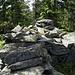 auch auf tschechischer Seite gibt es immer wieder kleine Felsgebilde
