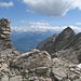 Sex Noir, N-Gipfel (2724m). Rechts Sex Noir (2731m)