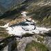 Lago e Alpe visti dalla Cima Nord del Piz de Sambrog