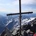 Eher primitives Gipfelkreuz... ;-)