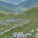 Via Spluga - tratto dalla dogana verso Splugen