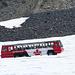 Die Touristen kommen!!! 38$ für 1.5km Fahrt über den Gletscher – da schwör ich auf Schusters Rappen