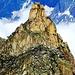 Wie lange die Gipfelblöcke wohl noch halten? ;-)