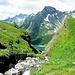 Rio della Satta sotto l'Alpe