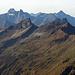 Gipfelblick vom Gaishorn.
