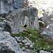 Dans la Gonda Grossa – grosses pierres et rhododendrons à volonté