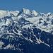 Gipfelschau ins Wallis