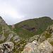 Poncione di Nara und Pizzo Molare - der Aufstiegsweg ist gut ersichtlich