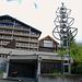 Der wohl hässlichste Glockenturm der Schweiz steht in Carì