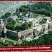 Übersicht über die Festungsanlage Königstein