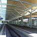 Shuttle-Bahnhof in [sbb Täsch].