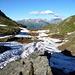 Aufstieg zum Colle del Sabbione