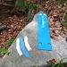 Poco dopo il bivio per Starlaresc da Sgiof diretto (bianco-blu) oppure via Alpe di Sgiof (bianco-rosso)