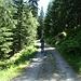 mit dem Bike zurück nach Cuarglia