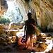 Ausgang 1 ère grotte