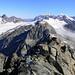 Auf dem Gipfel, Panorama.