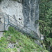 Alpine Steiganlage.