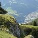 Der Anstieg durch die Südflanke der Silberspitze ist nicht schwierig...