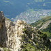 Schließlich erreicht man den Südgrat, dem man bis zur Kleinen Silberspitze folgt