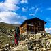 Die Gletscherstube am Märjelensee, erste Übernachtung