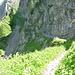 Montée au Col du Rawyl
