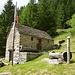 Die Selbstversorgerhütte Alpe Voisc