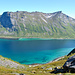 Blick auf den Steinfjord.