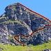 Meine Abstiegsvariante über den Charenstock Südgrat