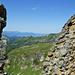 Blick zum Trogenhorn, dem westlichsten Gipfel des Hohgant