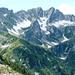 Aufstieg zum Passo Pianaccio - der hintere Talkessel des Val Campo (Maggia)