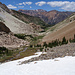 Horse Creek Valley just before the regular trail beginns - the further down, the nicer it gets.
