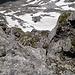 Canalino sulla parete Sud del Cassinello