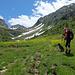 Tag 12: Aufstieg zum Passo del Naret.